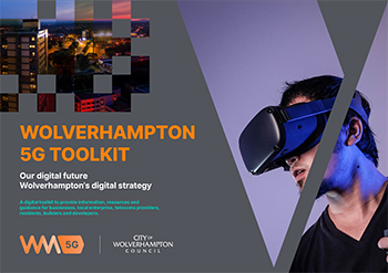 Readying Wolverhampton for a 5G connected future